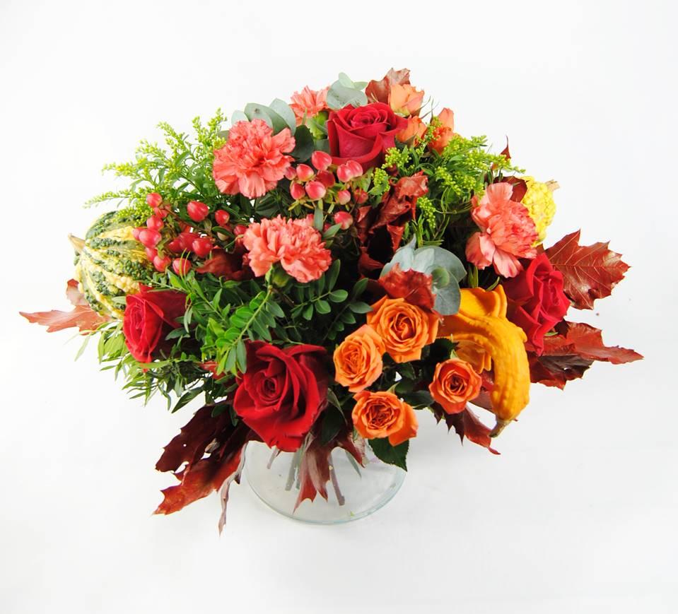 Flores para el otoño - originalflor