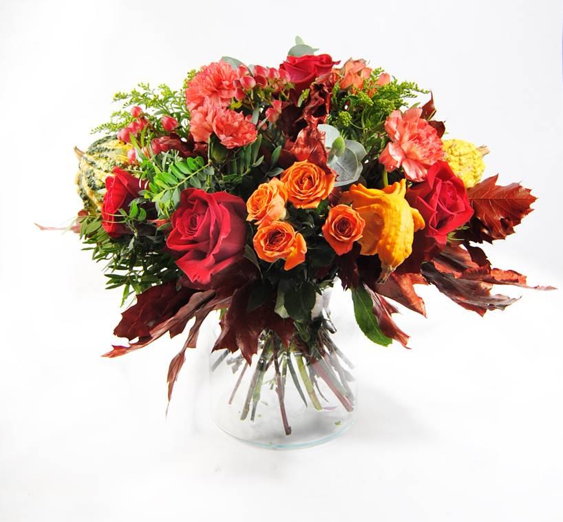 Ramo de flores para el otoño - originalflor